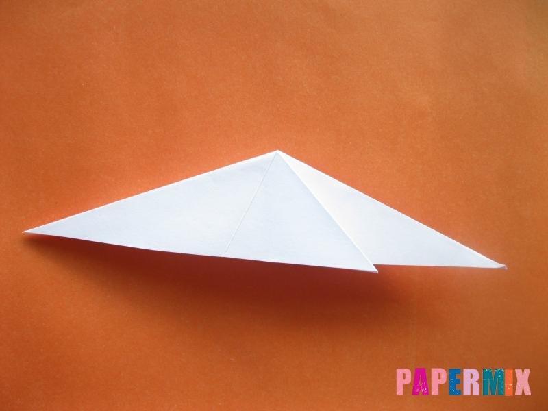 Как сделать моржа из бумаги (оригами) своими руками - шаг 9