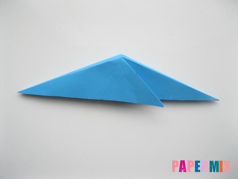 Как сделать оленя из бумаги (оригами) поэтапно - шаг 5