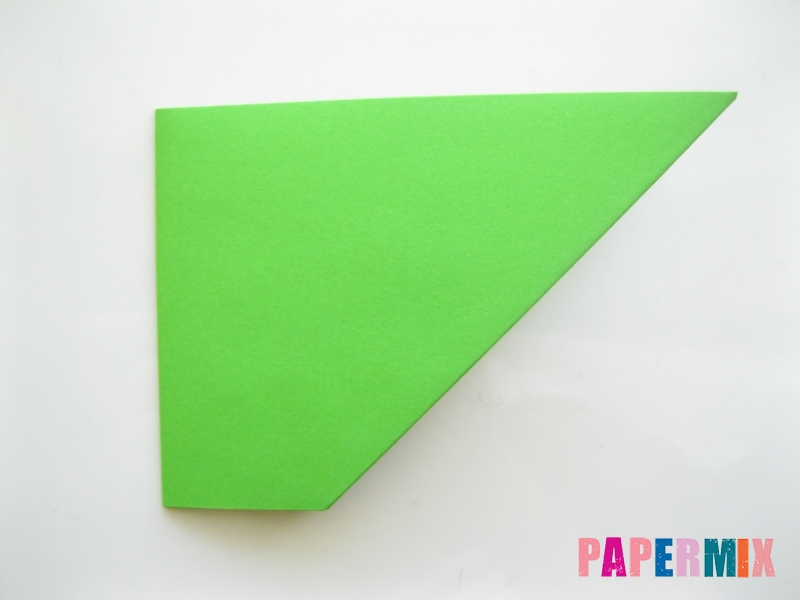 Как сделать рот лягушки из бумаги инструкция - шаг 6