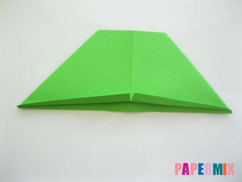 Как сделать рот лягушки из бумаги инструкция - шаг 8