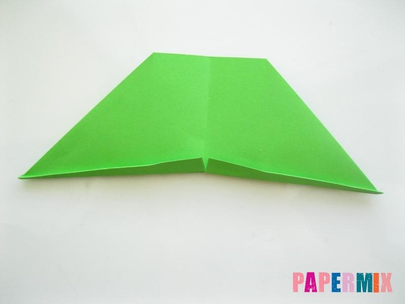 Как сделать рот лягушки из бумаги инструкция - шаг 9