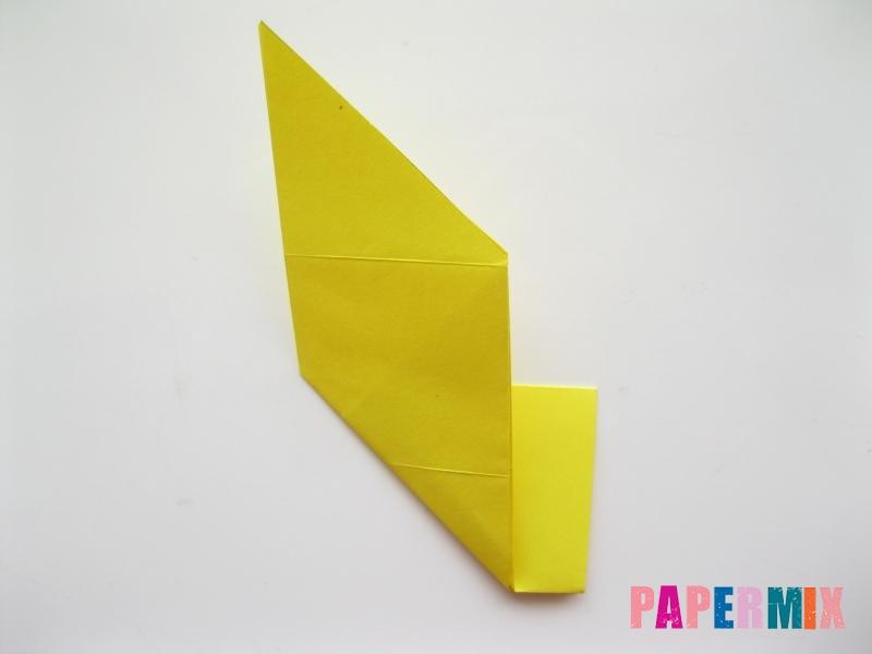 Как сделать щенка из бумаги поэтапно - шаг 5