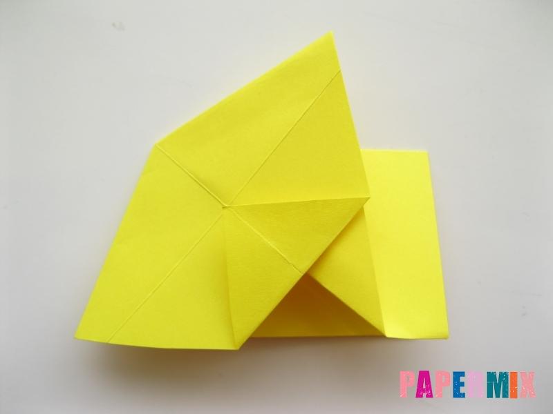 Как сделать щенка из бумаги поэтапно - шаг 7