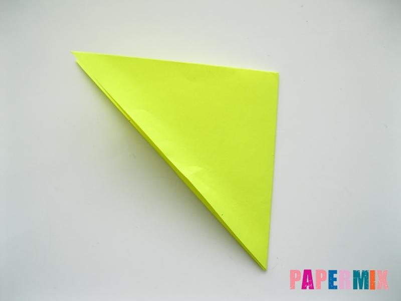 Как сделать верблюда из бумаги (оригами) поэтапно - шаг 2