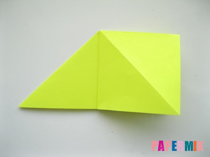 Как сделать верблюда из бумаги (оригами) поэтапно - шаг 5
